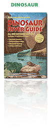 Dinosaur River Guide - Waterproof
