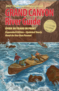 Grand Canyon Waterproof River Guide